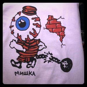 Mishka NYC Jailbreak shirt